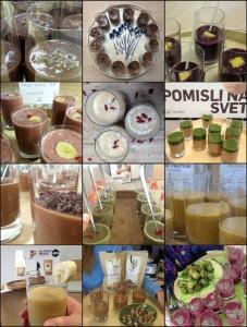Konopné smoothies BIO rôzne druhy