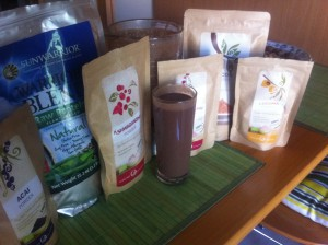 Superfoods Protein Smoothie BIO