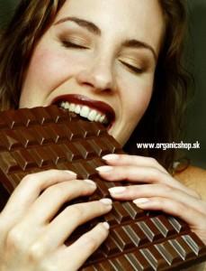 Pravá čokoláda a jej účinky na zdravie človeka