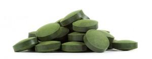 BIO chlorella tablety