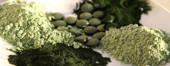 zelene superpotraviny
